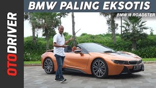 BMW i8 Roadster 2019 Review Indonesia | OtoDriver