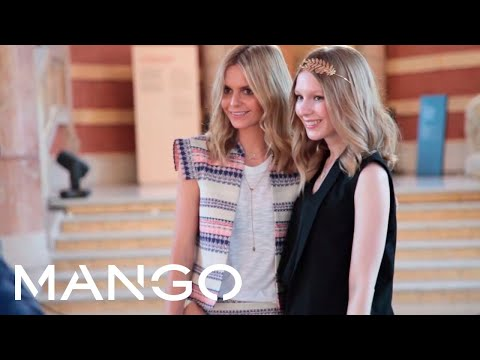 MANGO F/W'14 Fashion Show and Party!