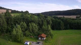 RC: LIVE FROM MY HOLIDAY IN GERMANY - FPV Flight Training