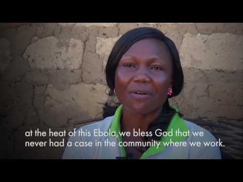 Community action reduces the spread of Ebola in Liberia