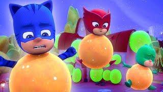 PJ Masks em Português 🥚Ovos Surpresa 🥚Compilação de episódios | Desenhos Animados