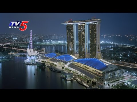 Why Singapore as a Model City | CBN's Capital Visions | Pravasa Bharat : TV5 News