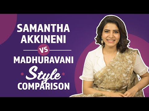 Samantha Akkineni's perspective of fashion and style | Pinkvilla | Tollywood