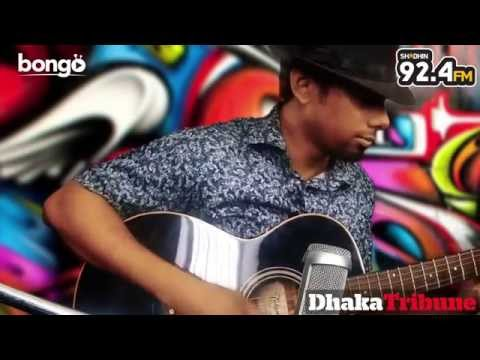 Akash Aka   Radio Shadhin presents Bongo Open Mic, in association with Dhaka Tribune   Blue Jeans