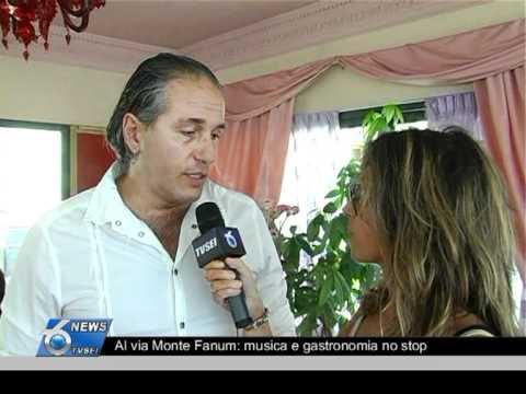 Al via Monte Fanum: musica e gastronomia no stop