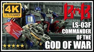 Black Mamba BMB LS03F Commander Of The God Of War Oversize MPM DOTM Optimus Prime