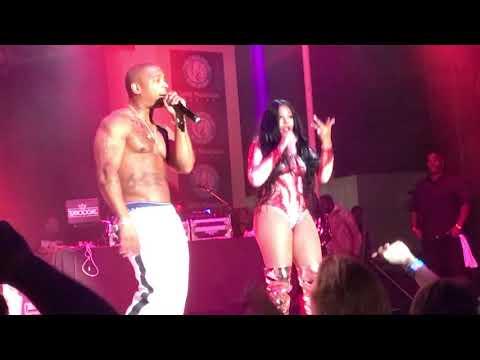 Ashanti, Ja Rule - Mesmerized Live (2017)