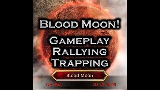 Iron Throne - Blood Moon Gameplay, Rallying 10b+, Rally Trapping, and More!