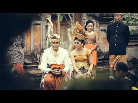 The Wedding Rendra & Noora Balinese Wedding Ceremony