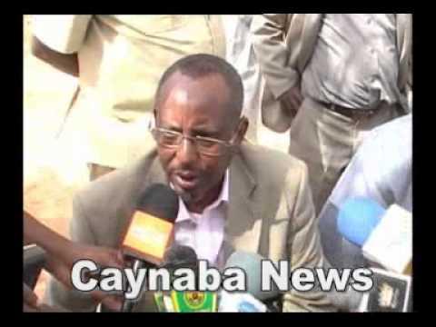 caynaba news wasaarada duulista iyo hawada somaliland