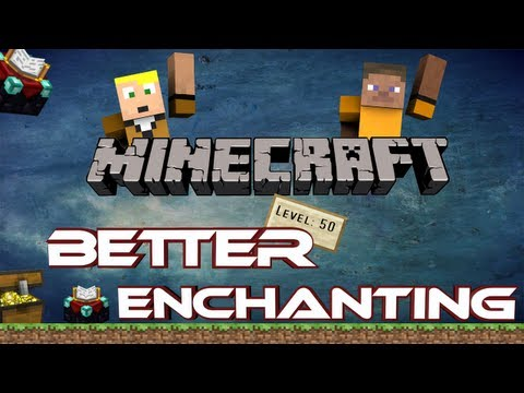 Bukkit-Plugin BetterEnchanting / Enchant-Level bestimmen