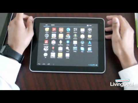 LivingDeal - Android 4.0 (ICS) 9.7