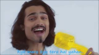 Teri Meri Kahani - Lyrics (BB ki Vines)  Full HD Video