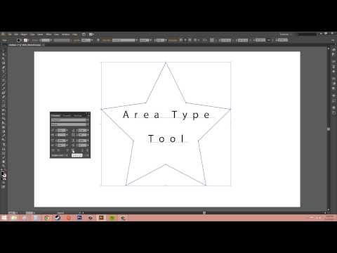 Adobe Illustrator CS6 for Beginners - Tutorial 67 - Scaling Rotating and Formatting Type