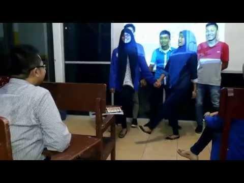 Berani Tampil presentasi tugas kuliah