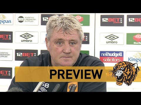 Hull City v Tottenham Hotspur | Preview With Steve Bruce