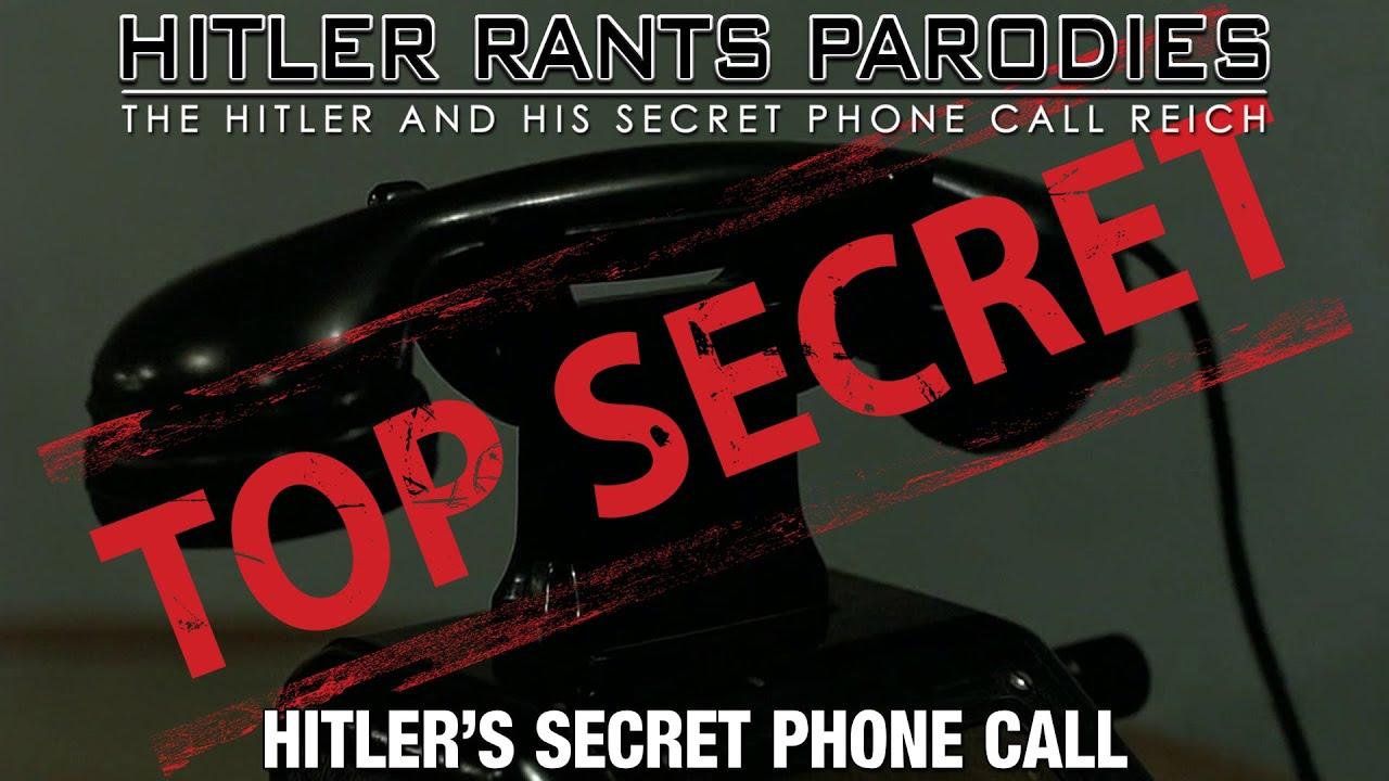 Hitler's secret phone call