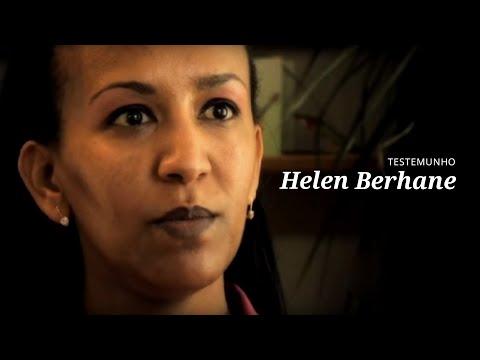 Testemunho - Helen Berhane