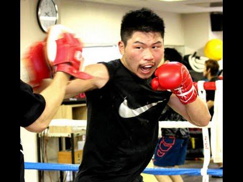 三浦隆司 プロボクシングWBC世界スーパーフェザー級王者 、5月1日V4戦へ本格スパー