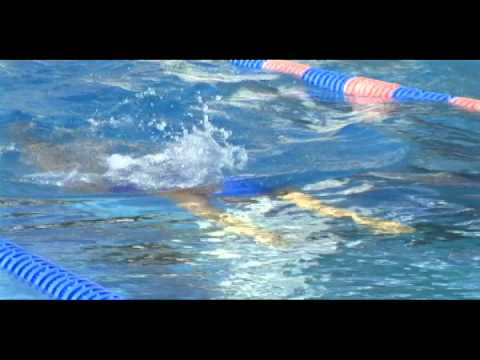 Sarasota Christian School Girls 200 IM.avi