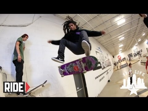 Damn Am at Familia HQ Qualifiers 2014- SPoTLife