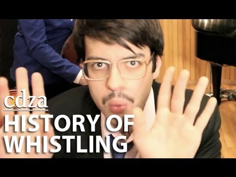History of Whistling | cdza Opus No. 2