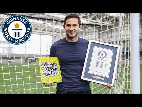 Frank Lampard - Most different teams scored against in the EPL