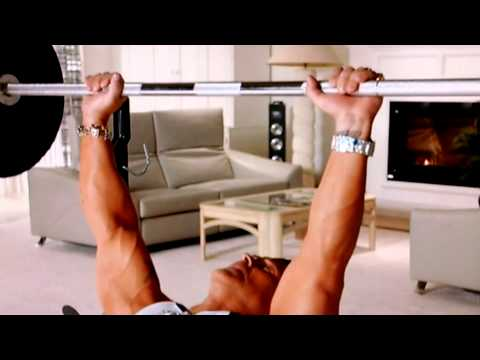 Meat head Rob Lowe Commercial Direct TV