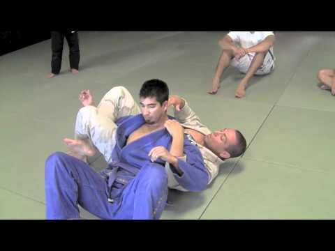 Sensei Gazze Jr - BJJ 101 Variations from the Crucifix position Image 1