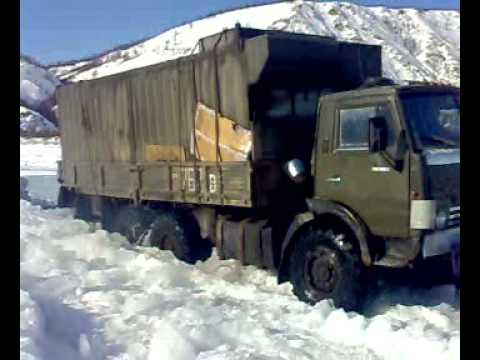 Зимник \ Ice Road Siberia