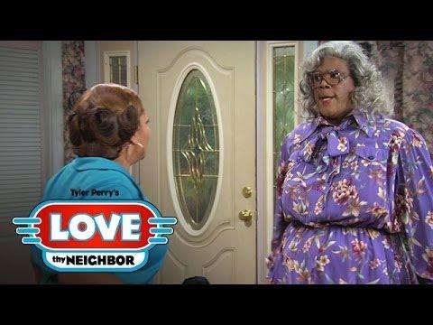 Hattie Calls In Reinforcements | Tyler Perry's Love Thy Neighbor | Oprah Winfrey Network video