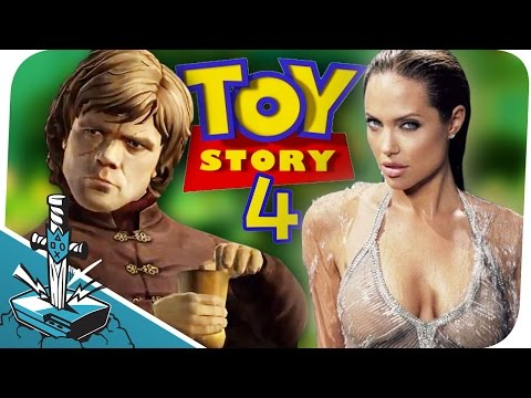 Game of Thrones Trailer I Nie mehr Angelina Jolie nackt I Dino-Mord in Toy Story 4