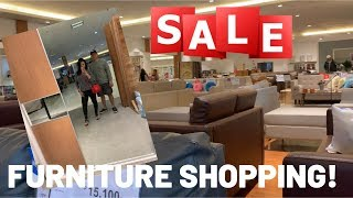 FURNITURE SHOPPING AND HOME DECOR!