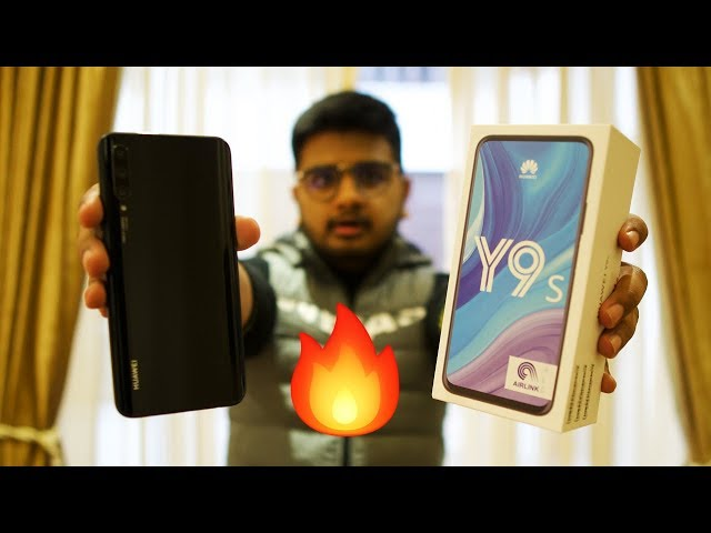 Huawei Y9s Unboxing  Price in Pakistan ??