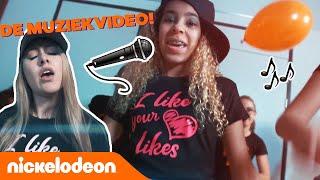 🎶 De nieuwe hit van Bokado en Treasure! 🎤 | De Viral Fabriek | Nickelodeon Nederlands