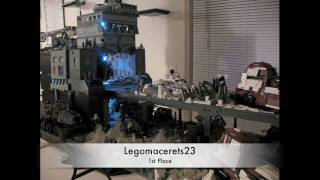 LEGO Star Wars Base Contest 2.0 (Results)