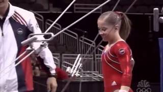 Shawn Johnson - Uneven Bars - 2007 Tyson American Cup