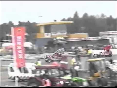 Brisca F1 Stock Car Racing- Raceway Venray- 2003 Gold Cup Race
