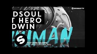 Hardsoul Feat. Hero Baldwin - Human (Silver Lining) [Original Mix]