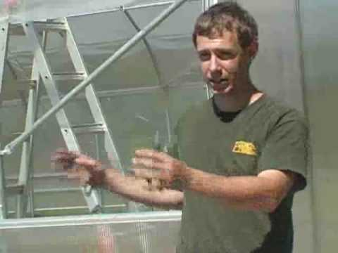 Building a hoophouse - part two - with Adam Montri
