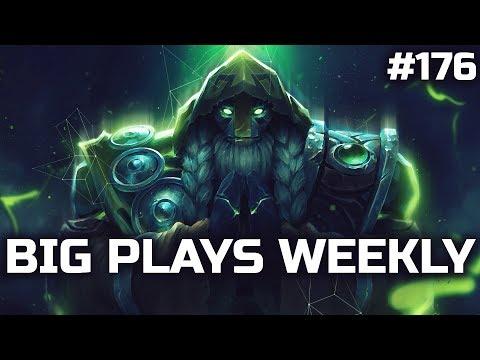 Dota 2 - Big Plays Weekly - Ep. 176