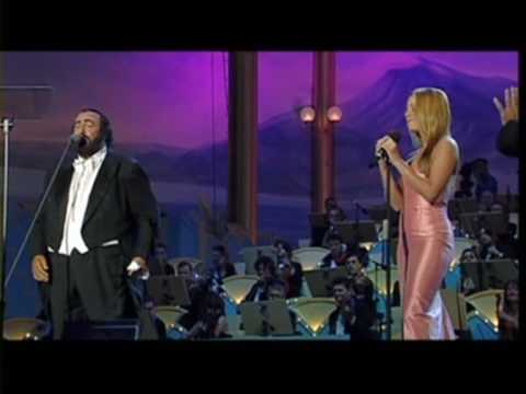mariah carey and luciano pavarotti - hero Music Videos