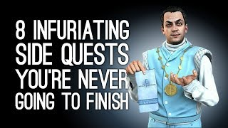 8 Infuriating Side Quests You