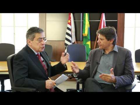 Paulo Henrique Amorim entrevista Fernando Haddad