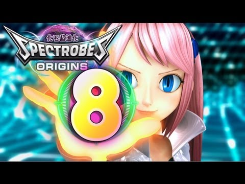 Spectrobes Origins Walkthrough Part 8 (Wii) No Commentary #8
