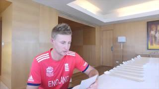 English star Joe Root's super six team...