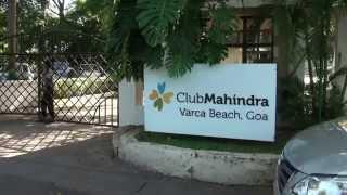 Club Mahindra Varca Beach Resort - Video Walkaround & Review