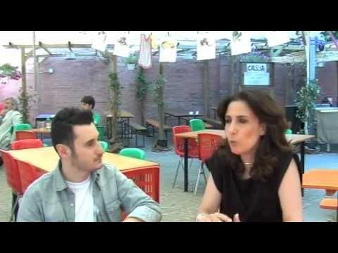 UKok intervista Paola Maugeri @Spazio La Feltrinelli – Bologna, 16 giugno 2012.m4v
