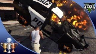 GTA 5 Invincibility Cheat - How To Guide (Infomercial Parody) Grand Theft Auto V Cheats [God Mode]
