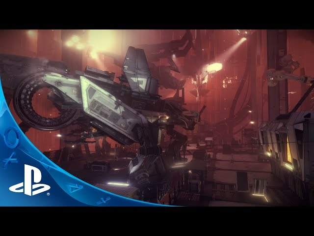 Killzone Shadow Fall - Hangar DLC Map